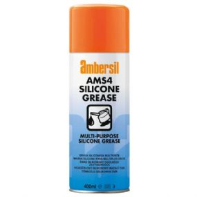 Ambersil AMS4 Silicone Grease Aerosol | paints4trade.com